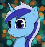 Minuette pony