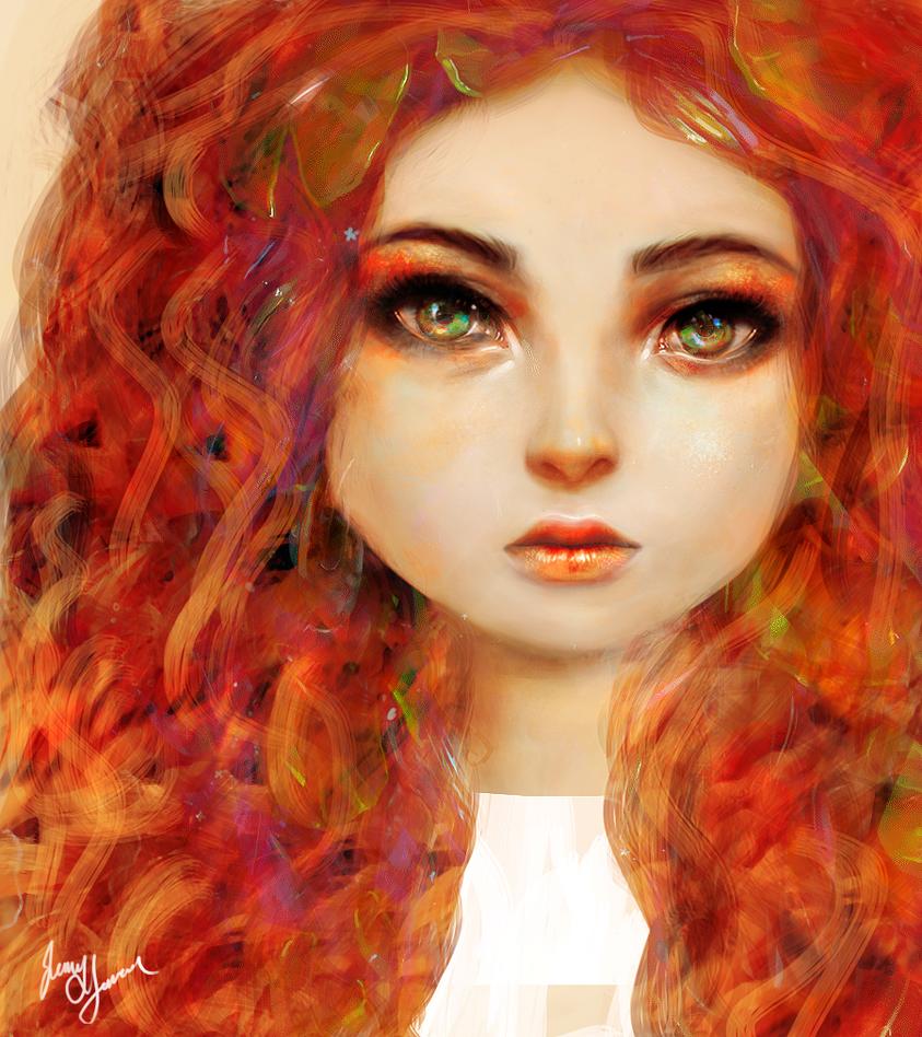 Merida by Uhcrone