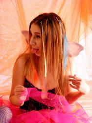 Queen of the Kitty Fairies by Nsaia