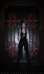Black Vampire: Germany I by Nsaia
