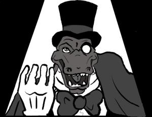 MysteriousCrocodile's Profile Picture