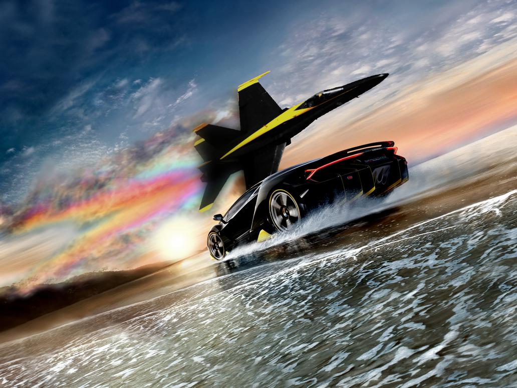 Forza Horizon 3 Wallpaper By Benny4683