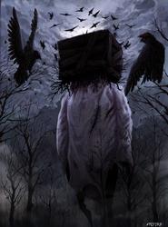 Box with ravens by Sapfira-Dragon