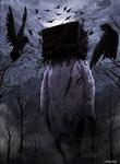 Box with ravens
