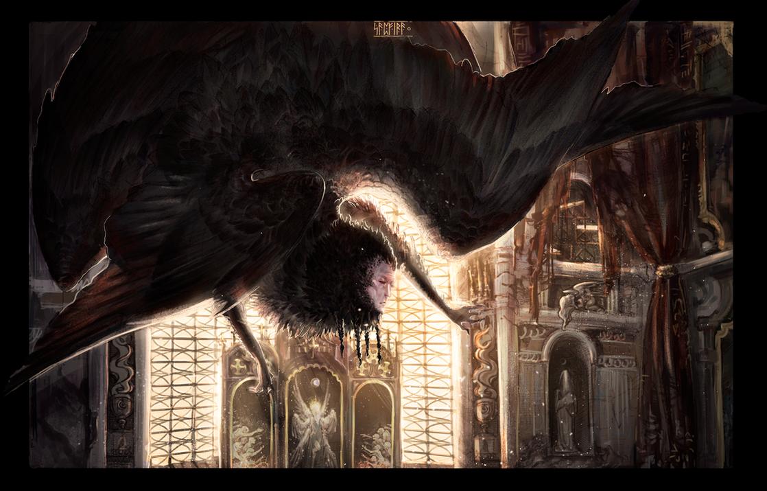 Temple by Sapfira-Dragon