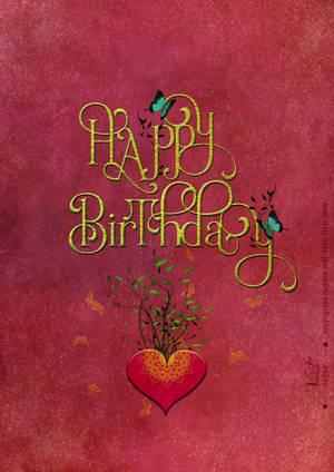 happy birthday by Sabina-Elisabeth