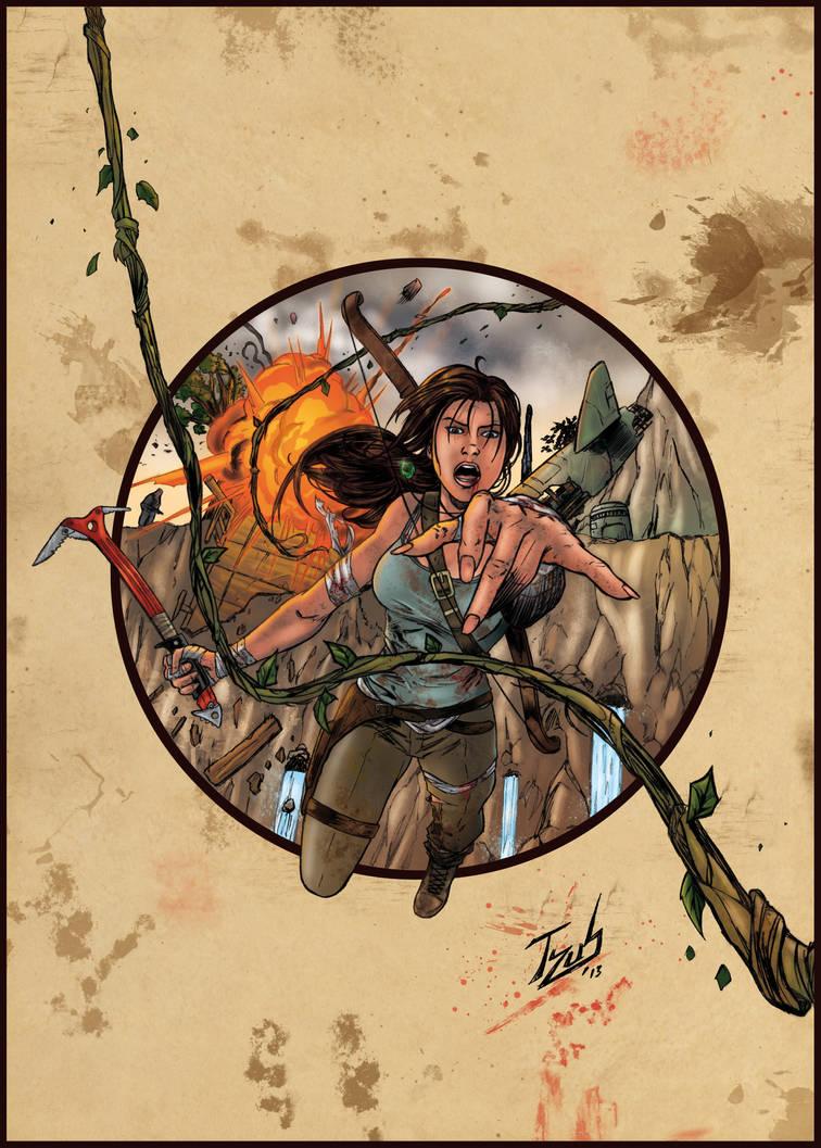 Reborn-Tomb Raider Contest Entry