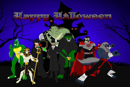 Happy Halloween (Poster)