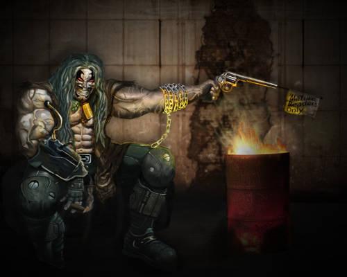 Lobo, the last Czarnian