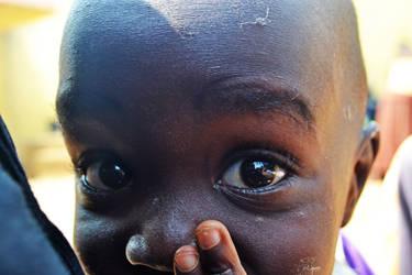 Big wonderful eyes