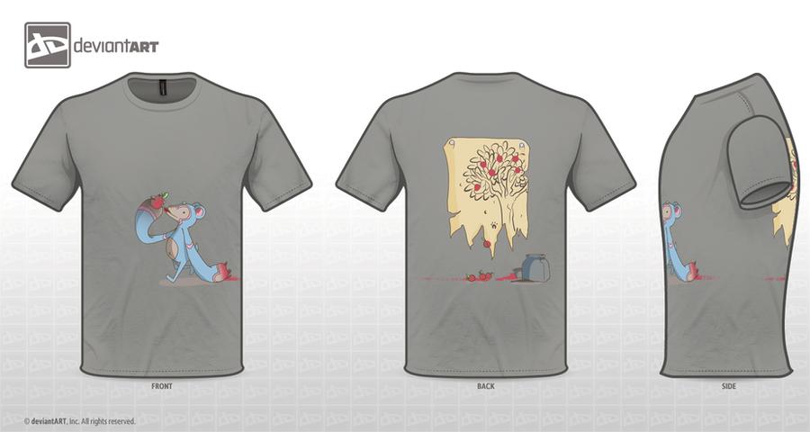 .:Monster t-shirt:. by nobleavis