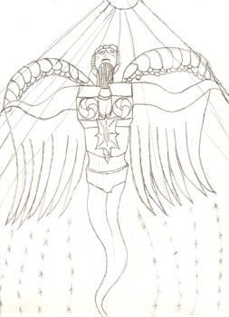 Starscream ia an Angel