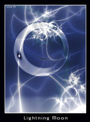 Lightning Moon by Powerchan