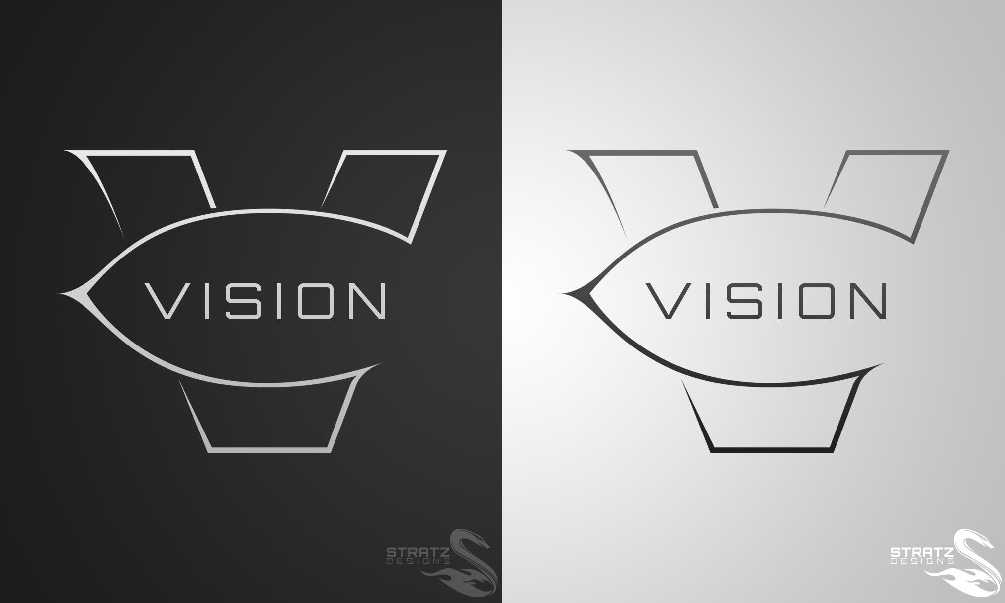Vision Logo by StratzDesigns on DeviantArt - photo#48