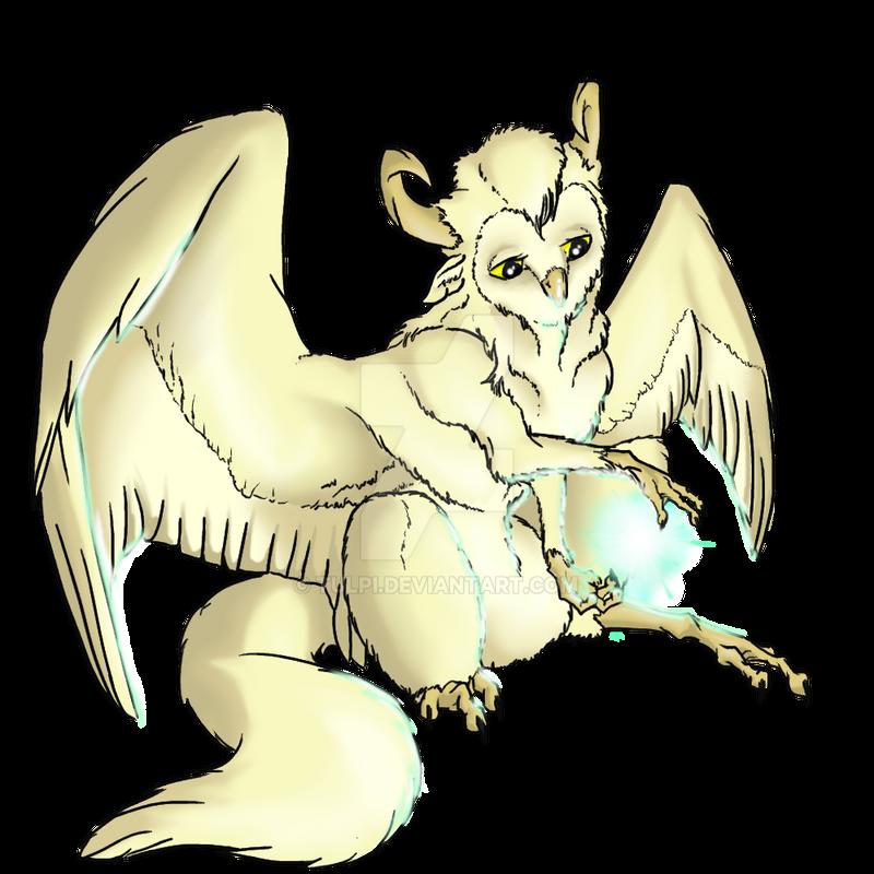 Cicuma Magiae or Sorcery Owl by Tulpi