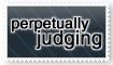 Perpetually judging. by darkwindwolfen