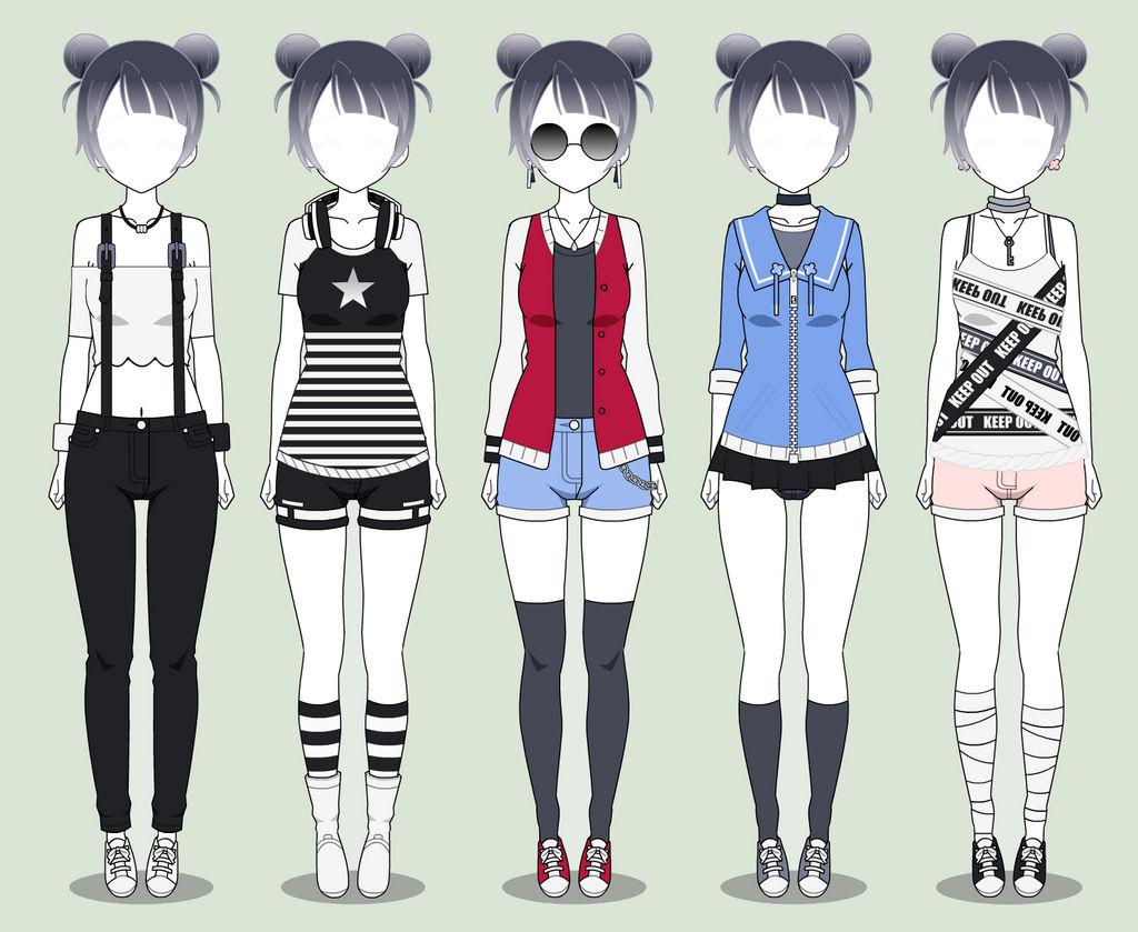 Kisekae Random Clothes + Export
