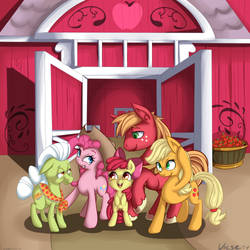 Apples To The Core by vicse