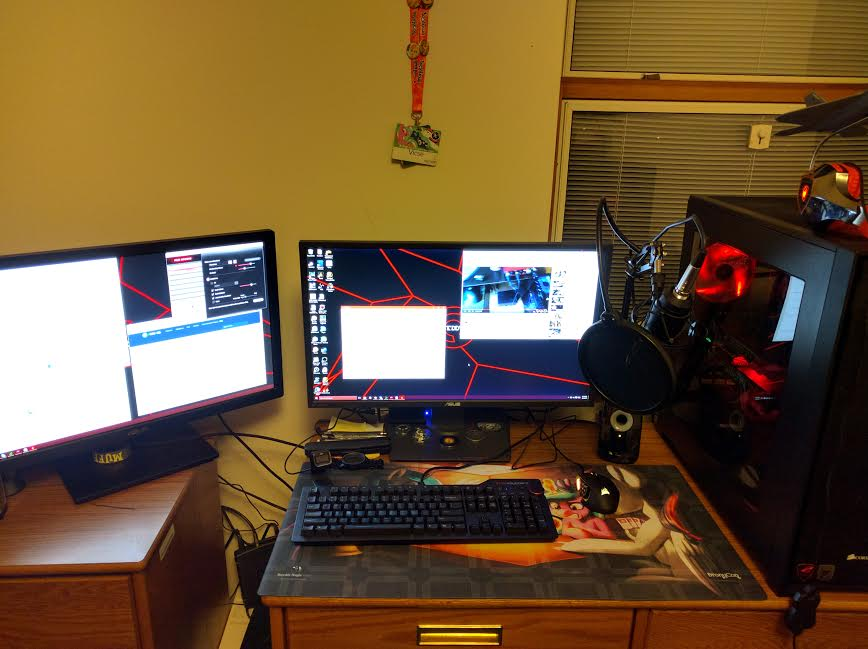 Basic Gaming Room