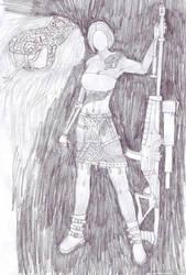 Riflewomen-Avinda Longshot