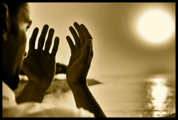 Prayer by Bluwi