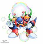 ArtForce Video Game Villian Bubble Crab