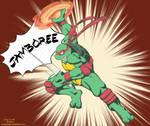 Tournament Fighter Raphael