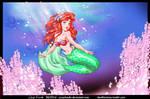 Little Mermaid Ariel 8 14