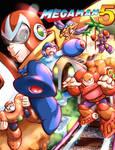 Mega Man Legacy Box Art Contest