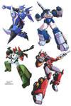 Transformers Practice Batch 1