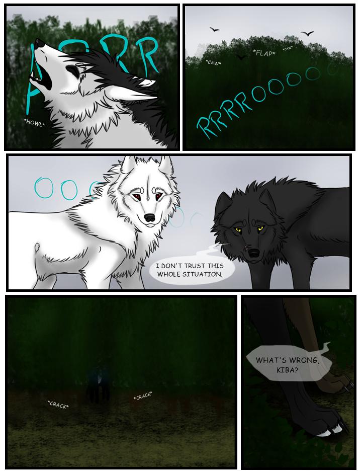 Comic - Page 24 by KibatheMonster