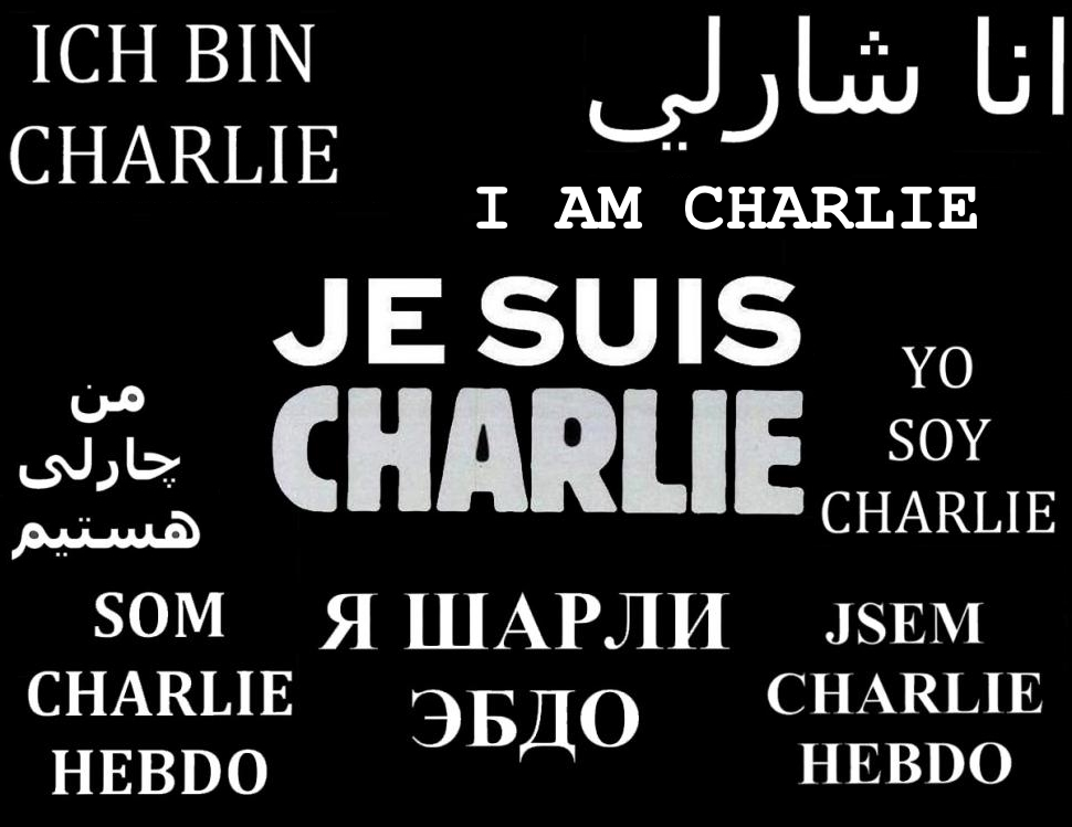 Je suis CHARLIE by Tehoden