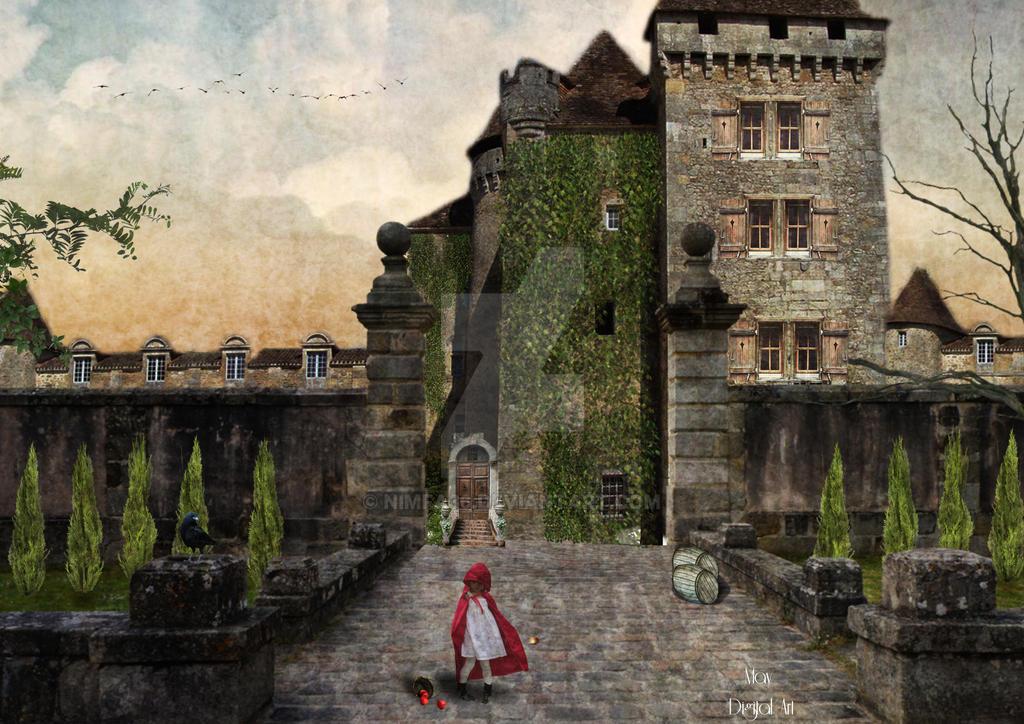Le Chateau by nimfa36