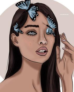 La Mujer Mariposa