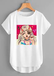 Camiseta demonia