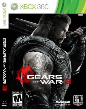 Gears of War 3 Dom