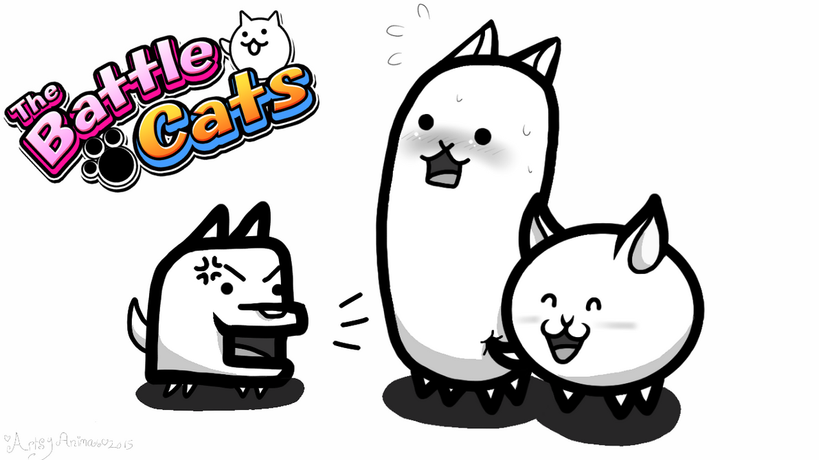The Battle Cats Game Toys
