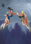 Kale vs android18