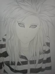 Bill Kaulitz Manga Style by SomethingSecret1234