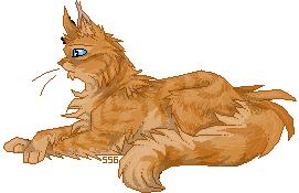 Lionthroat pixelart by Kocurzyca