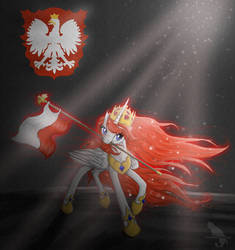 Queen Poland by Kocurzyca