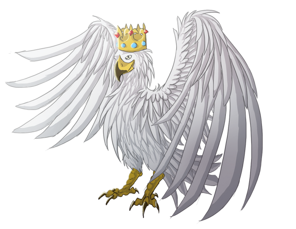 Polish Eagle by Kocurzyca