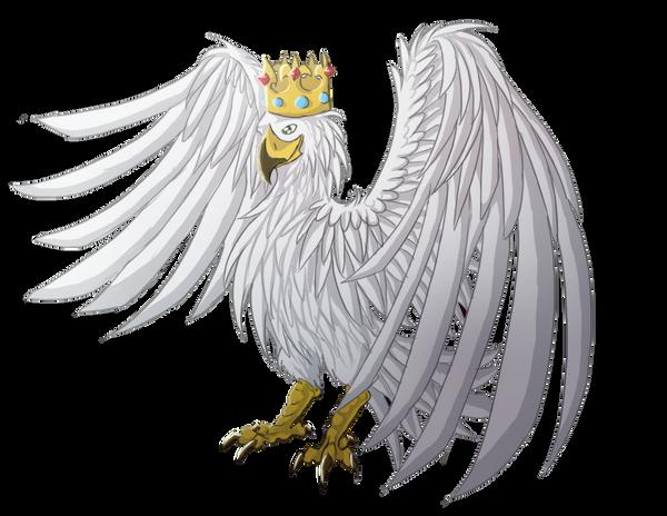 Polish Eagle by Kocurzyca