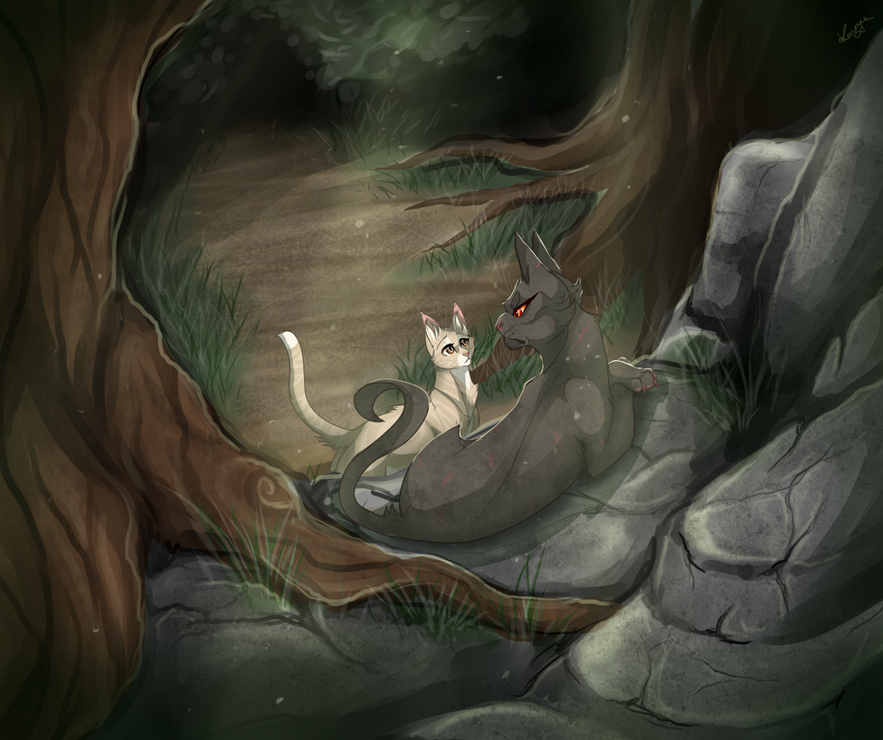 RiverClan's scene