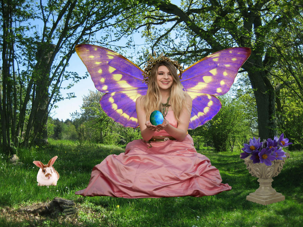 Osatra Fairy by SilverWynd