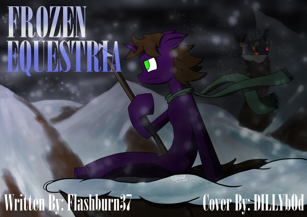 Frozen Equestria Cover by DILLYbOd