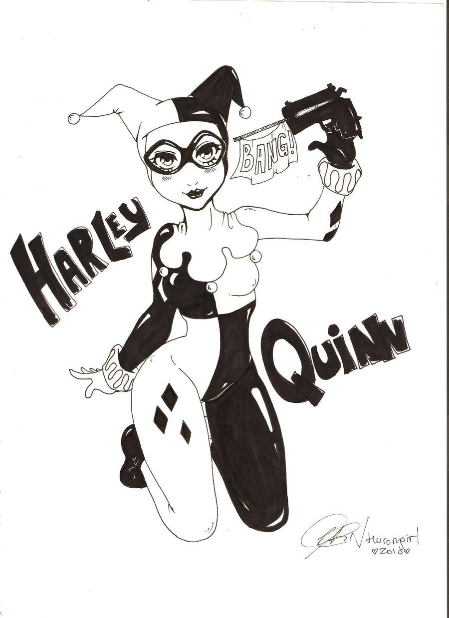 Coloring book quinn - Quinn