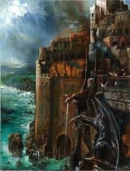 le royaume des dragons by aristidenix