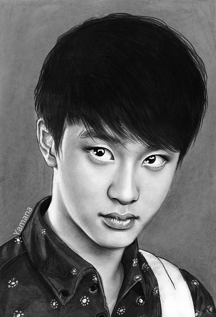 D.O (Do Kyungsoo) exo by Yana15