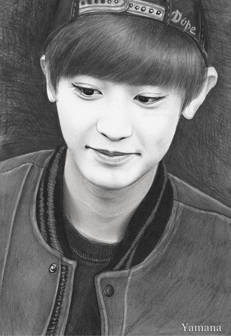 Chan Yeol by Yana15